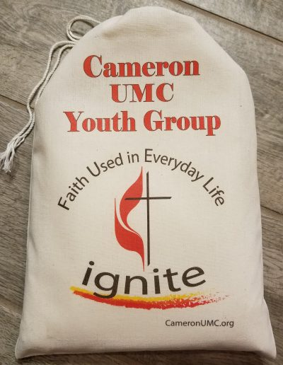 Final Design on Bag Cameron UMC
